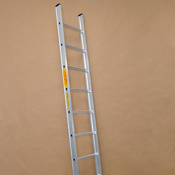 Μονές σκάλες αλουμινίου