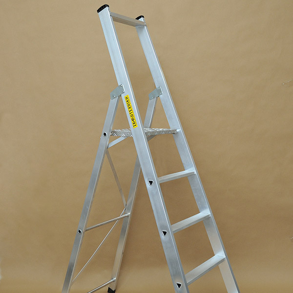 Επαγγελματική σκάλα αλουμινίου οικιακού τύπου