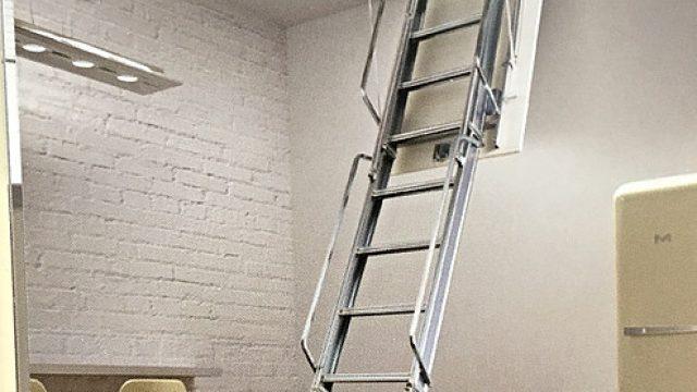 Σκάλες Οροφής
